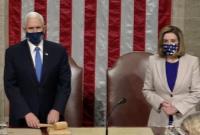 پنس فعال کردن متمم 25 برای برکناری ترامپ را رد کرد