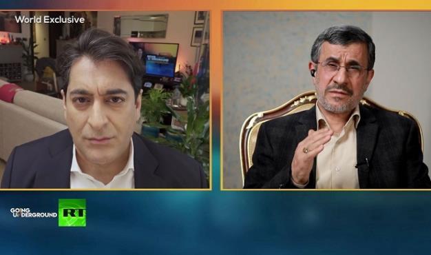 دکتر احمدینژاد در مصاحبه با شبکه تلویزیونی راشاتودی انگلیسی: جهان به اندیشه، نگاه و طرحی نو نیاز دارد + فیلم