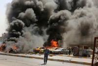بیش از ۲۰ کشته در دو انفجار انتحاری در مرکز بغداد + فیلم و تصاویر