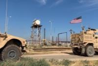 سرقت نفت سوریه توسط آمریکا