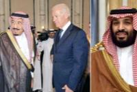 بایدن فروش تسلیحات به عربستان و امارات را متوقف کرد