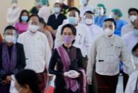 پلس میانمار علیه «سوچی» اعلام جرم کرد