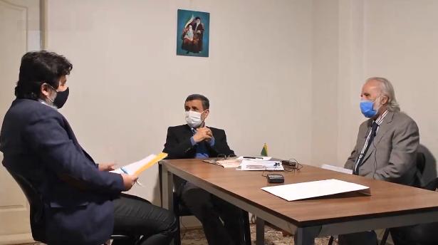 دکتر احمدینژاد به کدام تحریمها گفته بود کاغذپاره و تحریمها از چه زمانی موثر شد؟ + فیلم
