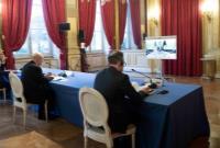 همنوایی وزیران خارجه تروئیکای اروپا و آمریکا علیه ایران+متن بیانیه