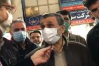 دکتر احمدینژاد: نمیتوانند خشم و عصبیت خودشان را پنهان کنند!