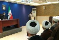 دیدار جمعی از مردم قم با دکتر احمدینژاد