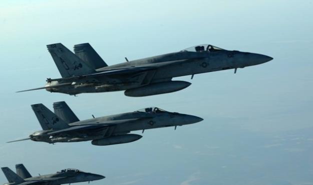 حمله هوایی آمریکا به سوریه/ حمله با دستور بایدن بود