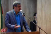 نخستین آیین ملی تجلیل از فعالان نمونه بازار مسکن با حضور دکتر احمدینژاد