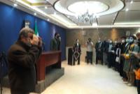 دیدار جمعی از مردم انقلابی استان لرستان با دکتر احمدینژاد