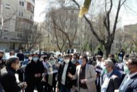 رزمنده مدافع حرم: دارند ظلم میکنند و خون مردم را به شیشه کردهاند