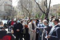 عکس یادگاری هموطنان استان البرزی با دکتر احمدینژاد