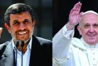 بازنشر نامه تاریخی دکتر احمدی نژاد خطاب به رهبر کاتولیک های جهان