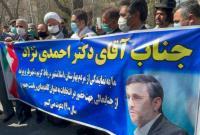 دعوت جمعی از مردم بهارستان و اسلامشهر از دکتر احمدینژاد برای نامزدی در انتخابات