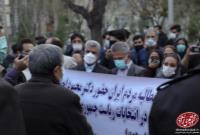 دیدار جمعی از مردم انقلابی شهرستان ملارد استان تهران با دکتر احمدینژاد
