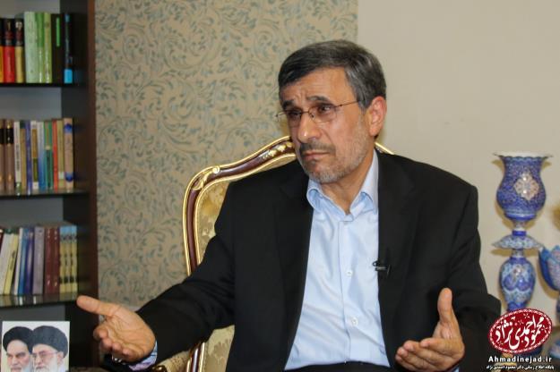 دکتر احمدینژاد: سیاست خارجی آمریکا را روسای جمهور این کشور تعیین نمی کنند!