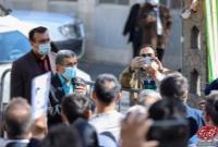 حاشیههای برگزاری جشن نیمه شعبان در میدان ۷۲ نارمک با حضور دکتر احمدی نژاد