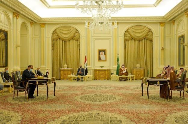 توافق نخستوزیر عراق و ولیعهد سعودی در زمینههای اقتصادی