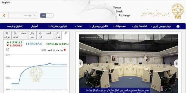 سهامداران بورس ۱۷ هزار میلیارد تومان به دولت روحانی مالیات دادند!