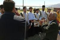 همایش مردمی وکیل الرعایا، کریم خان زند با حضور دکتر احمدی نژاد