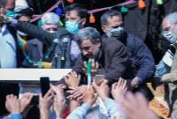 دنیا به انتخابات ایران و احمدی نژاد چشم دوخته است
