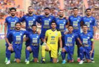 اعلام فهرست تیم فوتبال استقلال برای لیگ قهرمانان آسیا