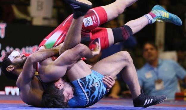 ایران کاملترین تیم المپیکی در کشتی آزاد/ در انتظار یک سهمیه شاگردان بنا