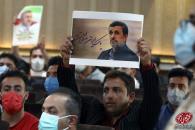 دیدار جمعی از مردم انقلابی استان همدان با دکتر احمدینژاد