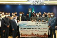 دیدار جمعی از مردم انقلابی استان یزد با دکتر احمدینژاد