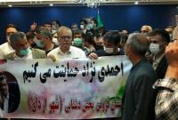 دیدار جمعی از مردم انقلابی استان قزوین با دکتر احمدینژاد