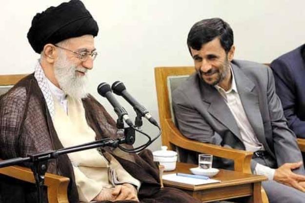 نامه به رهبر معظم انقلاب برای تسهیل حضور دکتر احمدینژاد در انتخابات ریاست جمهوری و تایید ایشان