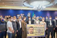 دیدار جمعی از مردم استان کردستان با دکتر احمدی نژاد و دعوت از ایشان برای نامزدی در انتخابات ریاست جمهوری ۱۴۰۰ + ف...