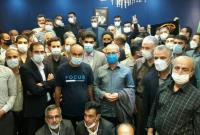 دیدار فعالین فضای مجازی با دکتر محمود احمدی نژاد