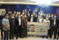 دیدار مردم انقلابی استان کردستان با دکتر احمدی نژاد