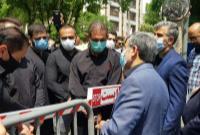 دکتر احمدینژاد: ان شاء الله اقیانوس ملت که حرکت کند همه آلودگیها را پاک خواهد کرد