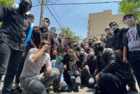 کلیپ ویژه از حاشیههای دیدار و گفتگوی جمعی از رزمی کاران با دکتر احمدینژاد در میدان ۷۲ نارمک