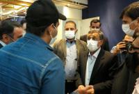 دکتر احمدینژاد: به زودی صحبت میکنم!