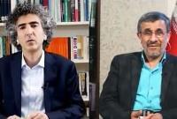 متن کامل گفتگوی علی علیزاده با دکتر احمدی نژاد + فیلم