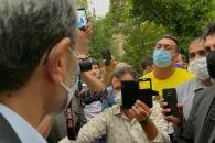 دکتر احمدی نژاد: ان شاء الله بزودی خبر بزرگ را میشنوید