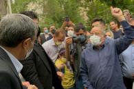 دکتر احمدینژاد: من یک نفس هم داشته باشم برای ملت است