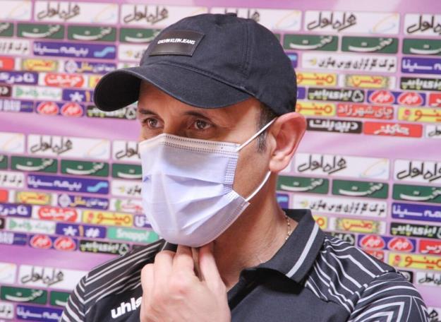 گلمحمدی: امیدوارم نتیجه شهرآورد دلخواه ما باشد