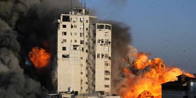ششمین روز بمباران نوار غزه؛ شمار شهدا به 139 نفر رسید
