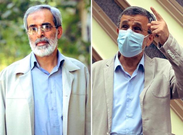 سخنان مهم دکتر احمدینژاد خطاب به سردار نجات در منزل رییس جمهور سابق