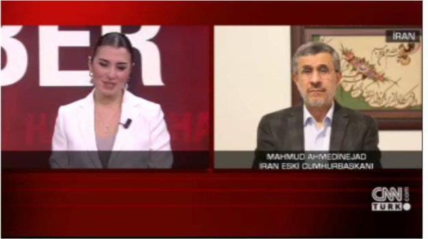 متن كامل مصاحبه سي ان ان ترك با دكتر احمدي نژاد + فیلم