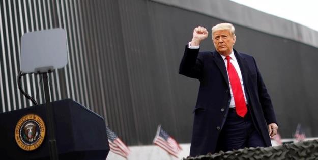 ترامپ: زودتر از آنچه که فکر کنید، کاخ سفید را پس میگیریم