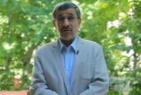 دکتر احمدینژاد: همه بدانند، تاریخ بداند که منِ خادم کوچک ملت؛ احمدی نژاد، در این گناه بزرگ، مشارکتی نداشتم + فی...