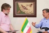 متن کامل گفتوگوی مهم دکتر احمدینژاد درباره عملکرد باند فاسد امنیتی/ نه از مرگ باکی دارم نه از فشار و محدودیت + ...