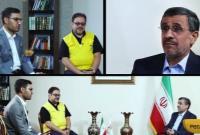 متن کامل مصاحبه پترولیوم تی وی با دکتر احمدی نژاد + فیلم