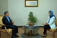متن کامل مصاحبه شبكه يورونيوز با دکتر احمدی نژاد + فیلم