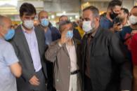 پیام مهم دکتر احمدینژاد در پاسخ به پرسشها و درخواستهای مردم در بازار تهران