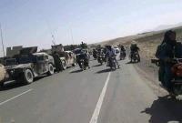 افزایش حملات طالبان؛ ۵ شهرستان دیگر افغانستان سقوط کرد